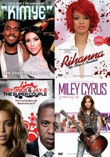 Kanye West, Kim Kardashian, Rihanna, Beyonce, Jay Z & Miley Cyrus