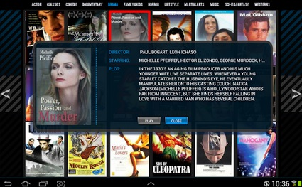 Flixuniverse VOD Android app